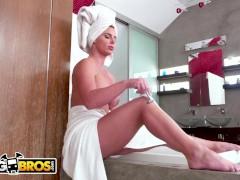 BANGBROS - Elsa Jean FFM Threesome With Busty MILF Phoenix Marie And Her Stepdad Derrick Pierce