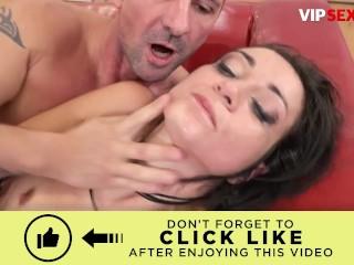 ExposedCasting – Valentina Bianco & Sicilia Sexy Italian Brunette Gets Drilled Hard On Camera