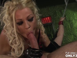 Cindy Behr – in a new scene by Only3x Network