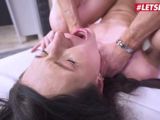HerLimit – Arian Joy Gorgeous Ukrainian Anal Slut Hardcore Fucking With A Big Dick – LETSDOEIT