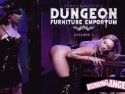 BDSM Fucking In A Sex Dungeon Store