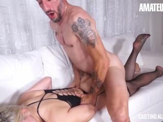 CastingAllaItaliana – Vittoria Dolce Gorgeous Ukrainian Slut Hardcore DP Threeway With Two Big Cocks