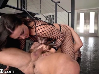 Whitney Wright Loves Blowing & Sucking Jason Moody's Dick