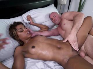 BANGBROS – Interracial Sex With Milu Blaze On Brown Bunnies FTW