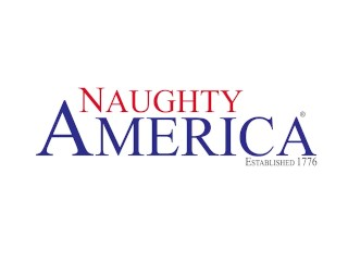 Naughty America – Layla Belle rides a big cock