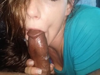 2nd time in 1 hr. She swore she could make me cum again, so I let her