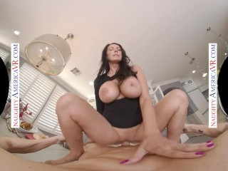 Naughty America – Reagan Foxx demands that big cock of yours inside her!