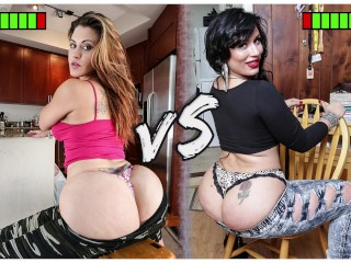 BANGBROS – A Tale Of Two Carmens And Their Amazing Big Asses
