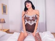 VRConk Naughty Night With Busty Daniella VR Porn