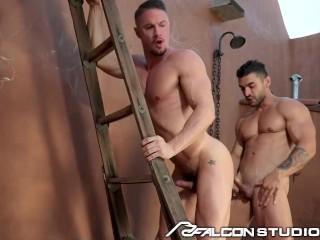 Falconstudios – Hot Af Hunks Screwing In The Shower